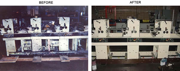 flexo press for sale