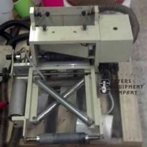 TURN BAR FOR A MARK ANDY 830 PRESS